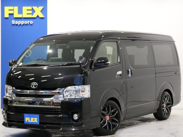 トヨタ FLEXオリジナル内装架装アレンジASフルフラットシート