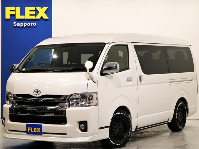 トヨタ FLEXオリジナル内装架装ver2フルフラットシート