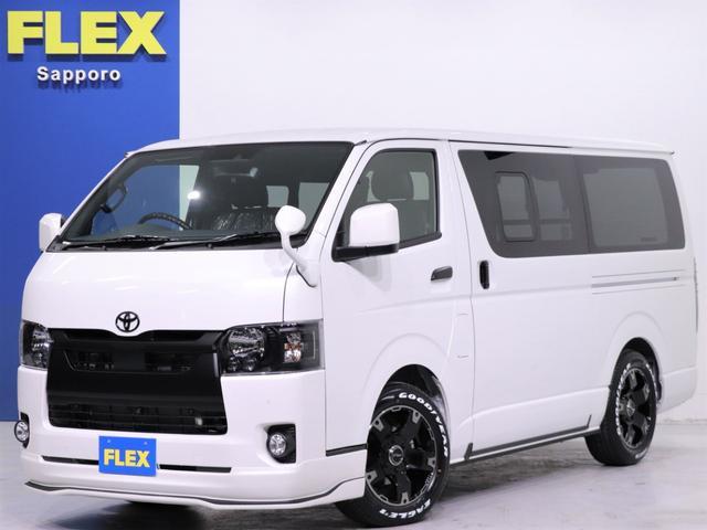 トヨタ スーパーGL ダークプライムII BlackEdition ナビ ETC