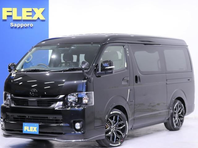 トヨタ GL BlackEdition BIG-Xナビゲーション BIG-X連動ドライブレコーダー2カメラ ETC AVEST ウィンカーミラー