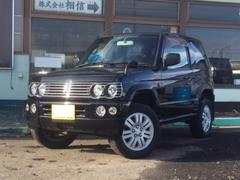 パジェロミニリンクスX 4WD リフトUP 背面タイヤ Tベル交換済