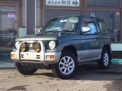パジェロミニVR−II 4WD ターボ
