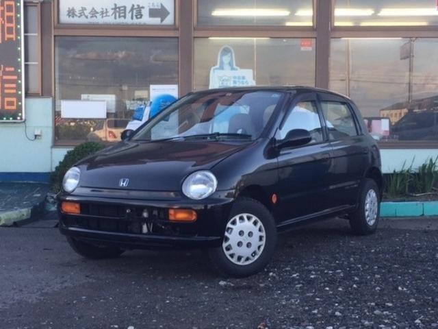 ホンダ Qi 4WD
