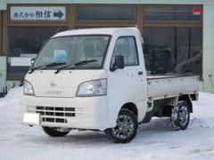 ハイゼットトラックスペシャル 3方開 4WD 社外アルミホイール