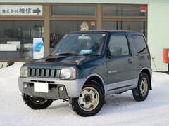 ジムニーランドベンチャー 4WD ターボ 電動格納ミラー