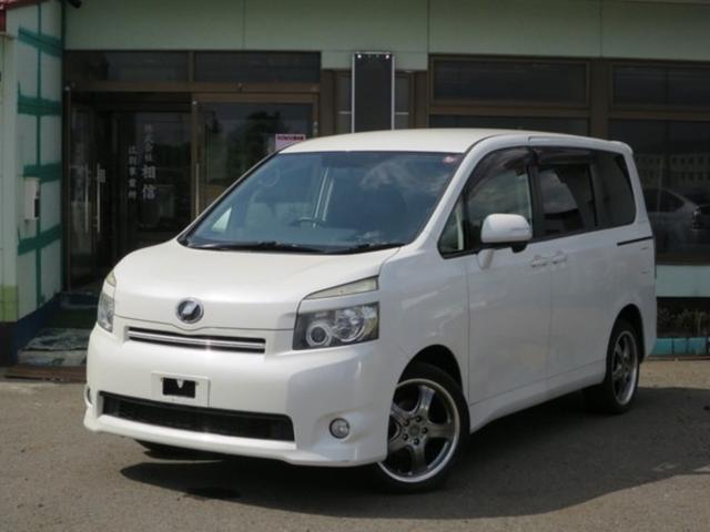トヨタ トランス-X 4WD 両側パワースライドドア 5人乗り