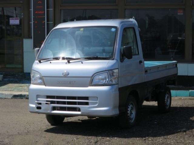 ダイハツ エアコン・パワステ スペシャル 4WD 3方開 マニュアル5速
