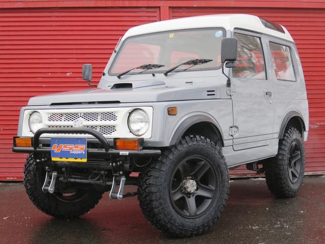 スズキ パノラミックルーフEC 4WD リフトアップ