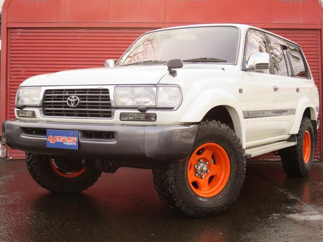 トヨタ VXターボ 4WD リフトアップ