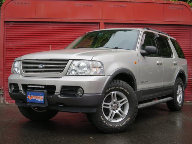 フォード XLT プラチナムスポーツ 1ナンバー登録可