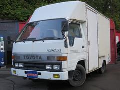 トヨエース箱車