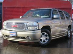 GMC ユーコンデナリ 4WD 革シート 1ナンバー
