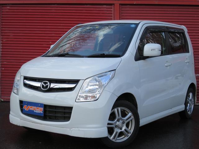 マツダ XSスペシャル 4WD スマートキー シートヒーター