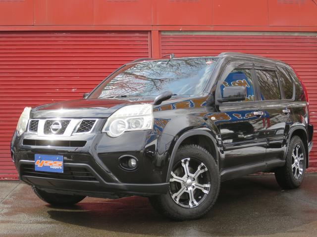 エクストレイル 20X 4WD