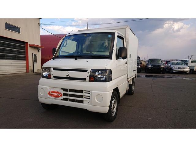 三菱 ミニキャブトラック  冷蔵冷凍 4WD エアコン パワステ