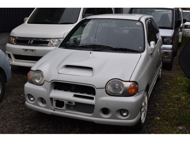 スズキ RS/Z 4WD 5速