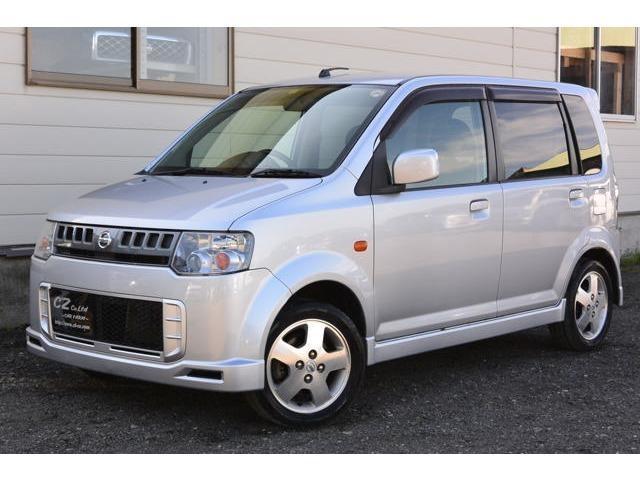 日産 RX FOUR ベンチシート・シートヒーター・4WD