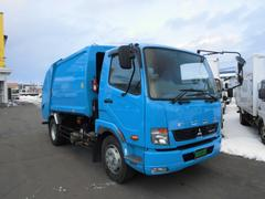 ファイタープレス式パッカー車 増トン積載4100k 容積8.7m3
