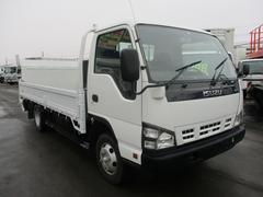 エルフトラック4WD パワーゲート ワイドロング 低床 積載2000k