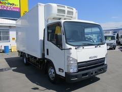 エルフトラックワイドロング 中温冷凍冷蔵車 2エバ
