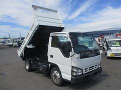 エルフトラック4WD 低床 ダンプ