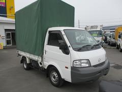ボンゴトラックDX 4WD 幌付き