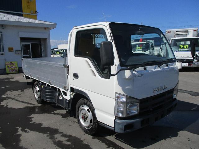 いすゞ 4WD アルミあおり 積載1500