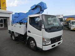 キャンター高所作業車 10.0m エスマック TS100