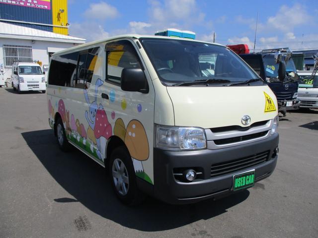 トヨタ ロングDX 4WD 幼稚園バス 4+20/1.5人乗り