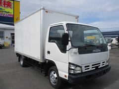 エルフトラック4WD ワイドロング アルミバン