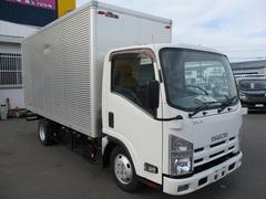 エルフトラック4WD ロング アルミバン サイドドア 積載2000k