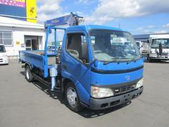 ダイナトラック4WD 3段クレーン タダノ