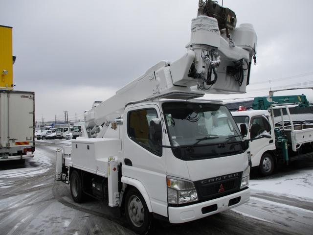 三菱ふそう 高所作業車 アイチ 14メートル