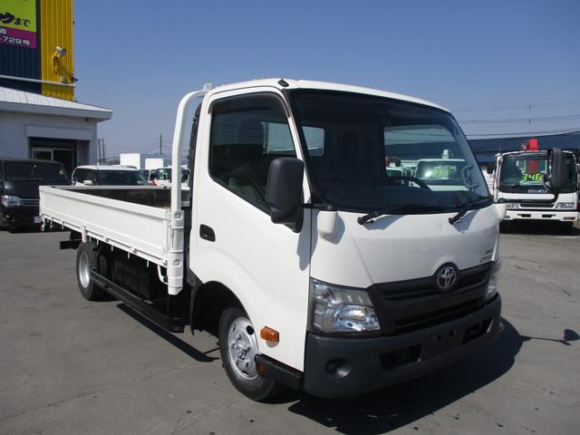 トヨタ 2トン 4WD ワイドロング 2080幅