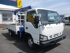 エルフトラック2トン 4WD 3段クレーン ラジコン ワイドロング