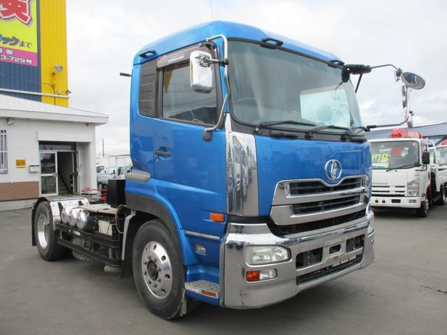 日産ディーゼル トレーラーヘッド トラクタ 積載38360 11500