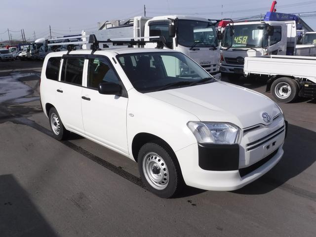トヨタ サクシード UL 4WD トラクションコントロール