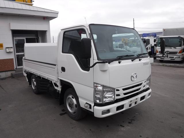 マツダ 1.35トン 4WD 平ボディ 新明和パワーゲート 荷台内寸 長さ.3010 幅1610
