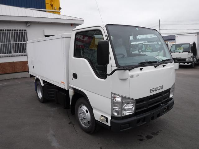いすゞ 1.5トン 4WD トプレ 冷凍冷蔵車 マイナス30℃ 荷台内寸長さ2820 幅1450 高さ860 バックカメラ サイドドア 総重量4335k