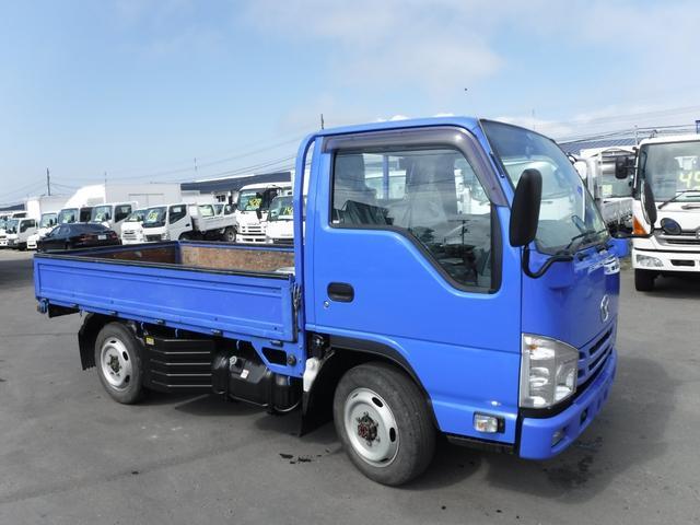 マツダ タイタントラック 1.5トン 4WD 平ボディ 4ナンバー 荷台内寸 長さ3130 幅1620