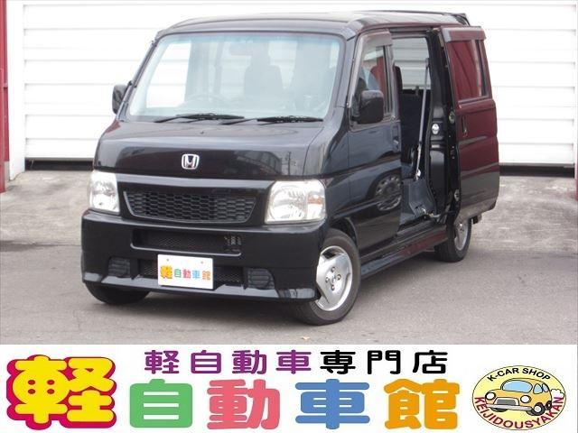 ホンダ ターボ 4WD ABS ナビ・TV ETC