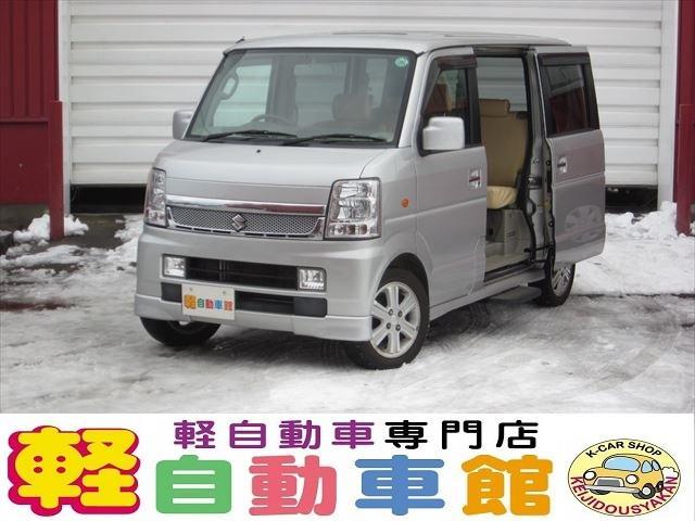 スズキ PZターボスペシャル  4WD ABS