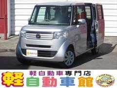 N BOX+G 4WD アイドリングストップ 純正ナビ・TV