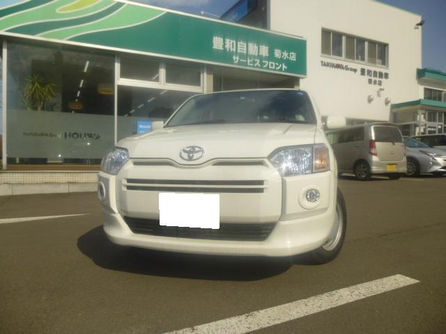 トヨタ サクシード TX 4WD (検31.11)