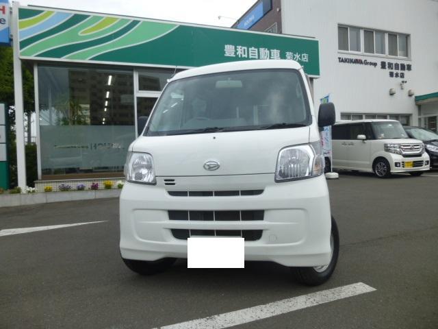 ダイハツ DX 4WD