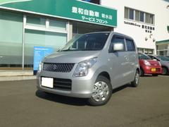 ワゴンRFX 4WD 純正オーディオ シートヒーター 電動格納ミラー