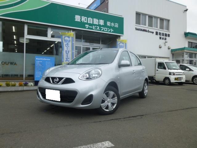 日産 X FOUR 4WD ナビ ETC プッシュスタート