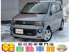eKスポーツR 4WD ターボ ABS 禁煙車 HIDライト