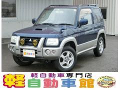 パジェロミニVR 4WD ターボ ABS