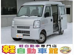 エブリイPA 4WD マニュアル車